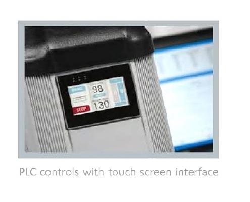 PLC controls on nano GEN2