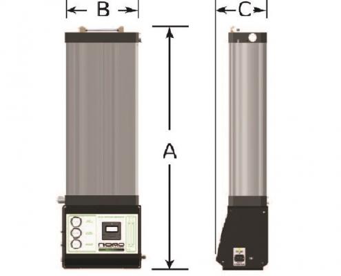 dimensions of ECO GEN2